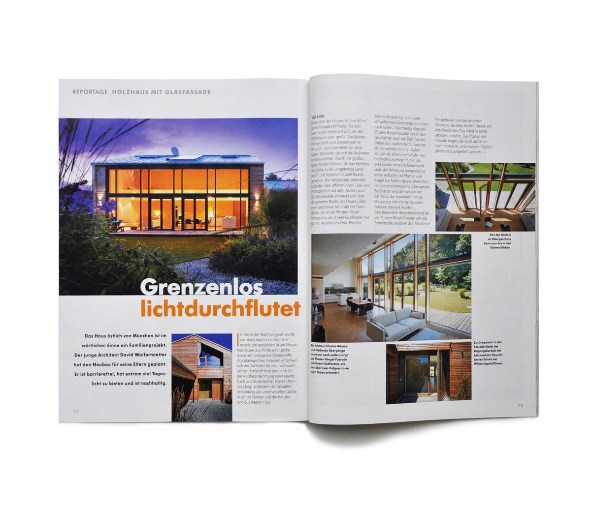 DWA David Wolfertstetter Architektur